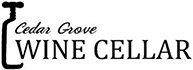 Cedar Grove Wine Cellar logo